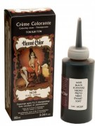 HENNE COLOR - Kremna kana 90ml črna