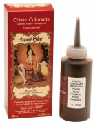 HENNE COLOR - Kremna kana 90ml mahagonij