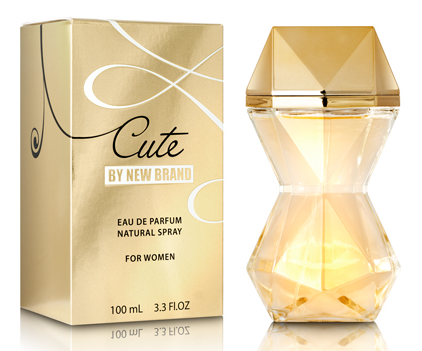 NEW BRAND CUTE EDP 100ml